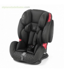 Silla de auto Thunder Gr. 1/2/3 698 Coal Be Cool
