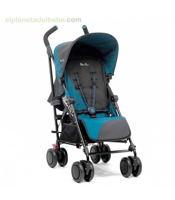 SILLA DE PASEO POP JADE SILVER CROSS