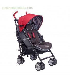 SILLA DE PASEO EASYWALKER MINI BUGGY UNION RED