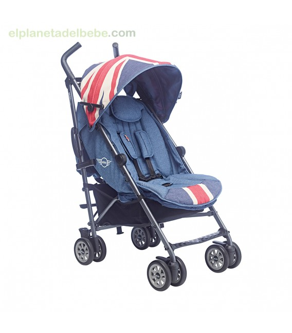 Mini Buggy EasyWalker Union Jack Vintage