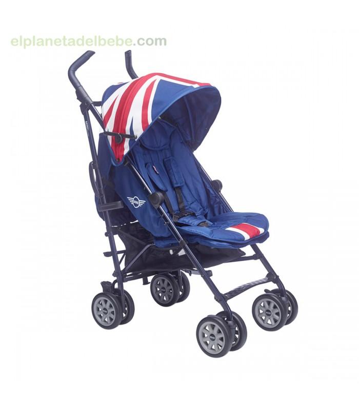 Silla mini buggy xl union jack classic easywalker - Silla de paseo mini buggy xl ...