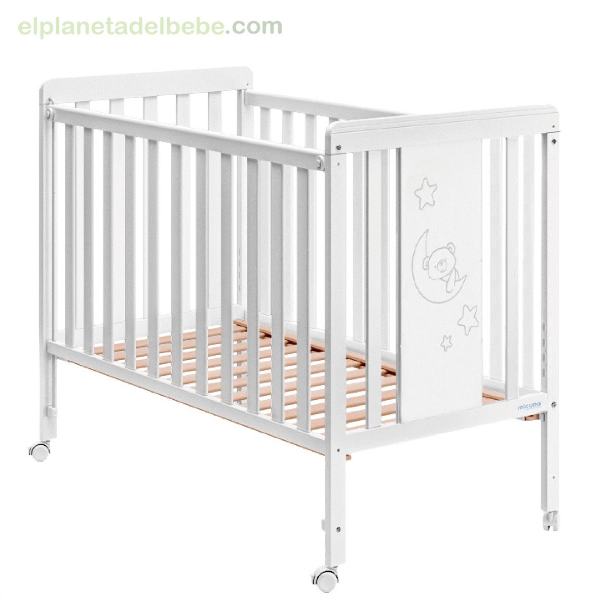 Cunas Bebés: Clásicas, Colecho y Convertibles - EL Planeta del Bebé