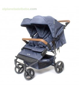 SILLA GEMELAR EASY TWIN EDICIÓN ESPECIAL TEXAS BABY MONSTER