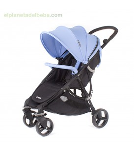 Silla de Paseo Compact Mediterranean Blue Baby Monster
