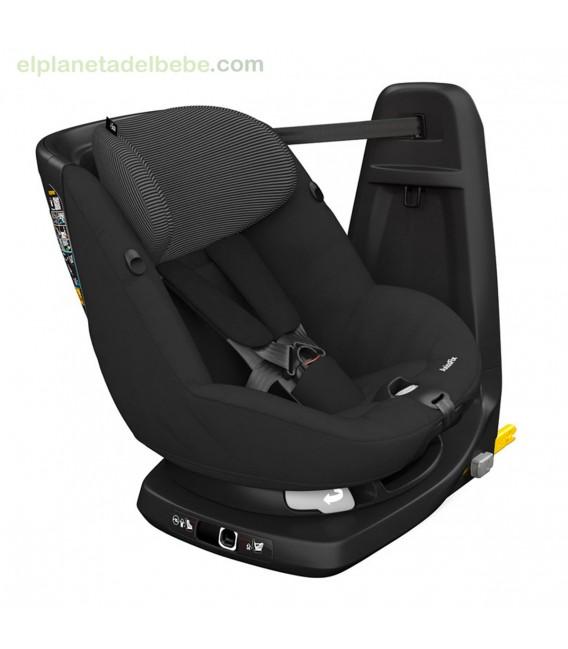 Silla de Auto AxissFix i-Size Black Raven Bebeconfort