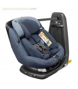Silla de Auto AxissFix Plus i-Size Nomand Blue Bebeconfort