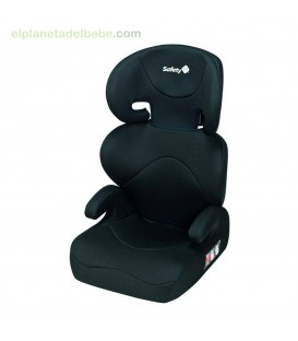 SILLA AUTO ROAD SAFE FULL BLACK GRUPO 2-3 SAFETY 1