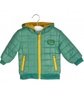 PARKA REVERSIBLE ROLLING RACE ROLLING TUC TUC