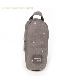 FUNDA BIBERON GABY GRIS WALKING MUM