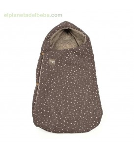 SACO UNIVERSAL MARRON POSITIVE WALKING MUM