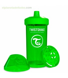 TWISTSHAKE KID CUP VERDE 360ML +12M