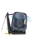 SILLA AXISSFIX AIR I-SIZE CON AIRBAG NOMAD BLUE BEBECONFORT