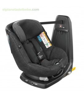 SILLA AXISSFIX AIR I-SIZE CON AIRBAG NOMAD BLACK BEBECONFORT