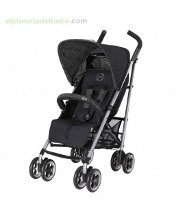SILLA TOPAZ HAPPY BLACK CYBEX