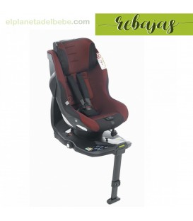Silla Gravity i-Size S53 Red Jané