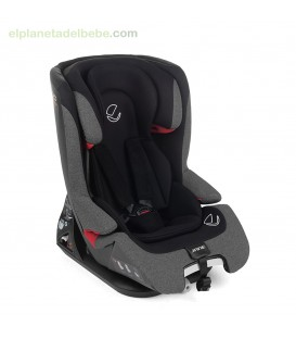 SILLA DE AUTO GRAND GR. 1/2/3 T34 JET BLACK JANE