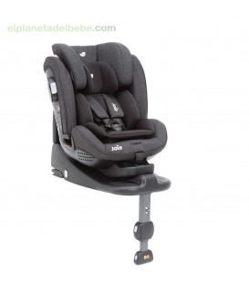 SILLA STAGES ISOFIX GR.0/1/2 + BASE PAVEMENT JOIE