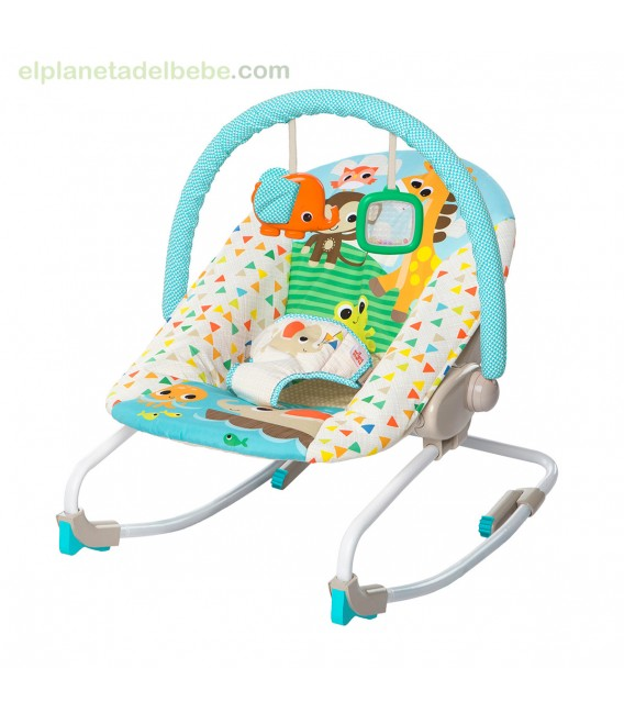 HAMAQUITA ROCKER SEASIDE BRIGHT STARS