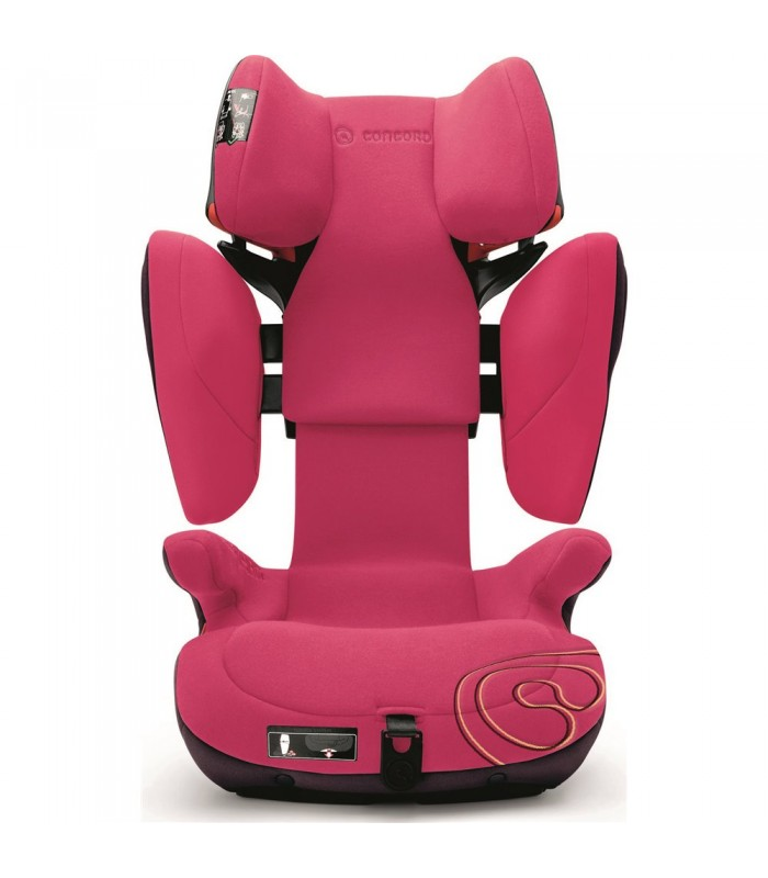 silla de auto transformer x bag grupo 2 3 scuba green concord. Black Bedroom Furniture Sets. Home Design Ideas