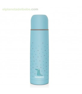 SILKY THERMOS BLUE 500ML MINILAND