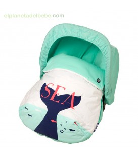 MINI SACO PRIMAVERA BE SAILOR NIÑO TUC TUC