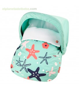 MINI SACO PRIMAVERA BE SAILOR NIÑA TUC TUC