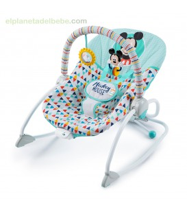 HAMACA ROCKER DISNEY MICKEY BRIGHT STARS