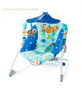 HAMACA ROCKER DISNEY NEMO BRIGHT STARS
