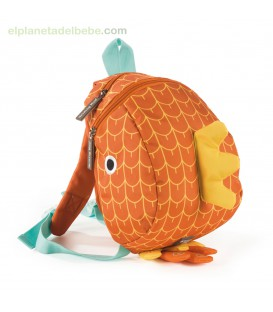 MOCHILA GALLO ROJO WALKING MUM