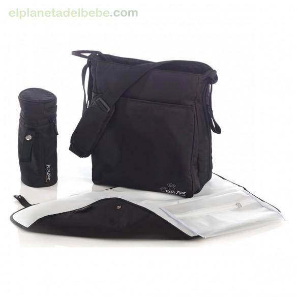 Bolso Mama Squared Negro Bag Jane q7qrvPwA