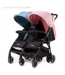 PACK KUKI TWIN+ PACK COLOR ATLANTIC/MILKSHAKE BABYMONSTER
