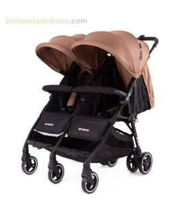 PACK KUKI TWIN+ PACK COLOR TAUPE BABYMONSTER