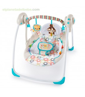 COLUMPIO PORTATIL PETIT JUNGLE BRIGHT STARS