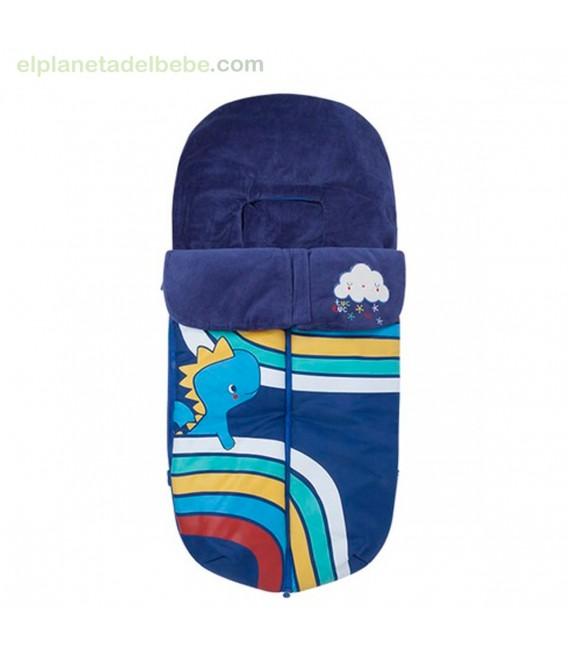 Saco Invierno Enjoy   Dream Azul Dragón Tuc Tuc 40d6100855a