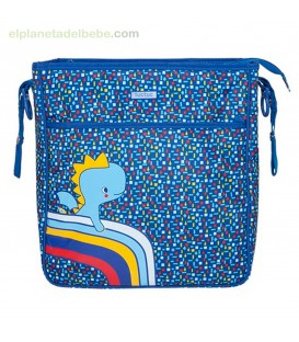 BOLSO SILLA PARAGUAS ENJOY & DREAM AZUL TUC TUC