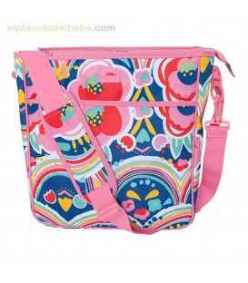 BOLSO SILLA PARAGUAS ENJOY & DREAM ROSA TUC TUC