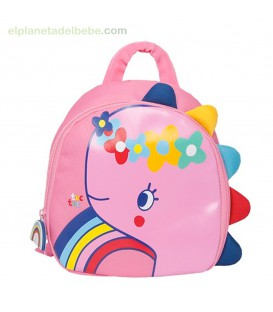 MOCHILA INFANCIA ENJOY & DREAM ROSA TUC TUC