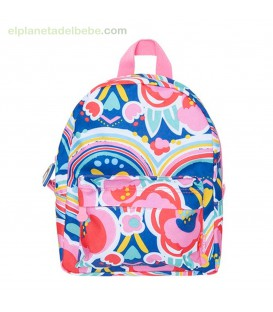 MOCHILA GUARDERÍA ENJOY & DREAM ROSA TUC TUC