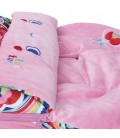 MINI SACO INVIERNO ENJOY & DREAM ROSA TUC TUC