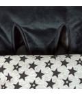 SACO SILLA TEDDY FUN BLACK STARS FUNDAS BCN
