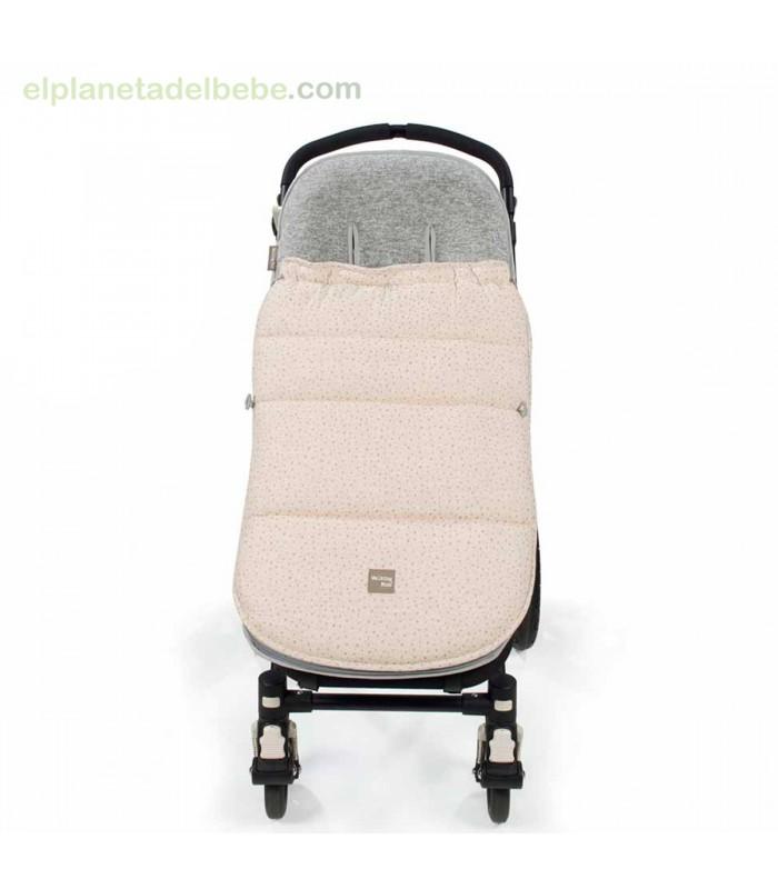 Walking Mum Nordic Baby Sac Groupe 0 Mixte Adulte Beige