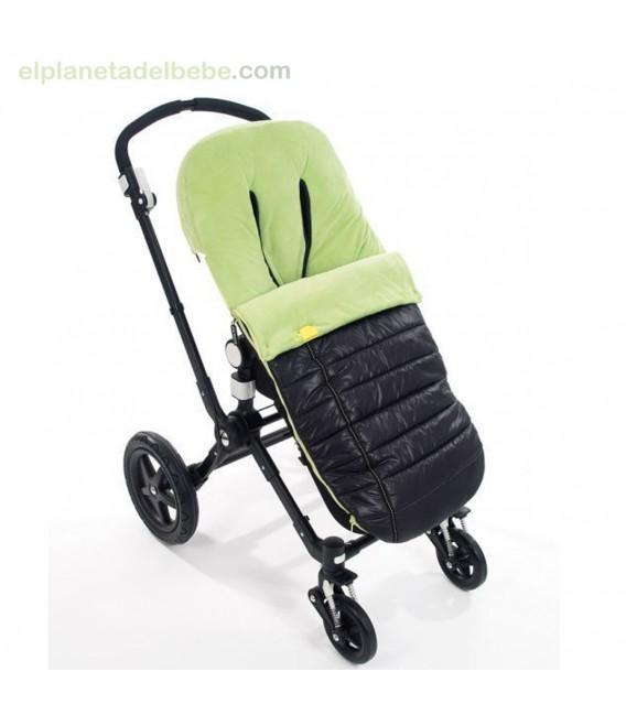 Saco Verbier Negro Walking Mum