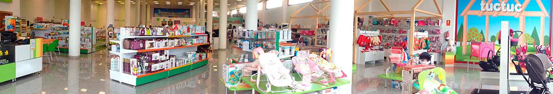Tiendas Málaga y Granda El Planeta del Bebé